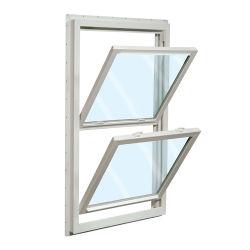 Двойная панель с двойным остеклением алюминиевая рамка окна повесил