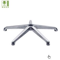 Chaise de bureau 300-350mm Fer chromé de taille différente pour les composants de base Président