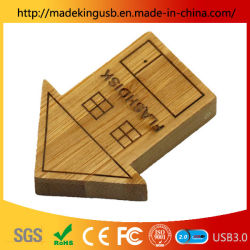 OEM Wood USB 플래시 드라이브, 재생 1GB - 32GB 나무 USB 플래시 드라이브