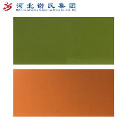 Heller Farben-hoher Glanz-dekoratives Plastikacrylblatt/Panel für Baumaterial