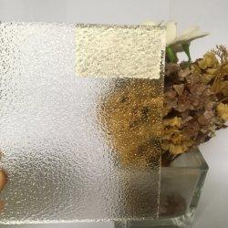 3mm-8mm 공간에 의하여 계산되는 건축 꽃 Kasumi 장식무늬가 든 유리 제품