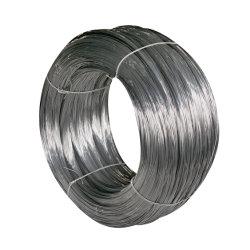La laminación en frío de alta precisión de alambre de acero plano