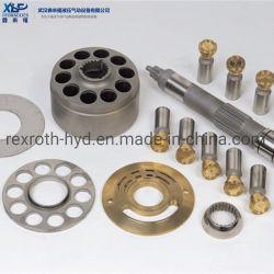 Rexroth A4VG125 pièces de rechange pour moteur de pompe hydraulique de l'alternateur bloc cylindre, piston, la plaque de soupape, la plaque de retenue, l'Arbre, plateau oscillant avec l'usine du meilleur prix