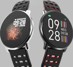 1,3-дюймовый экран модного спорта Smar посмотреть с помощью Bluetooth женские часы Мужские часы