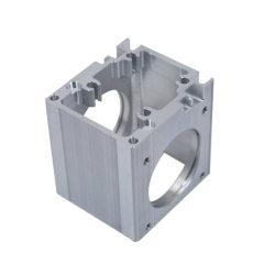 Traitement automatique CNC atypique métal partie usinée du moule de la machine de précision