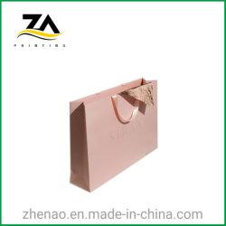 تصميم لطيف تخفيضات ساخنة سعر ورقة مخصصة حقيبة هدية