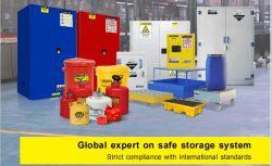 Gabinete de Seguridad magnético, la prueba, prueba de fuego, Small-Sized