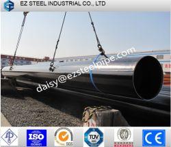LSAW/SSAW Tuyau en acier en spirale de grand diamètre tuyau en acier ondulé