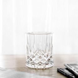 10 onces de whisky en verre gravé de diamant de gros