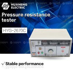 Les fabricants Hipot test haute tension électrique Transformateur 100kVA 100kv AC/DC Testeur de résister à Hipot