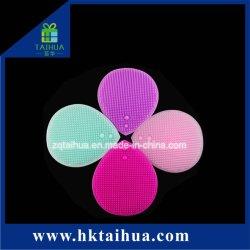 Borstel van de Borstel van de Was van het Gezicht van het silicone de Gezichts van de Was Convinent/Comfortabel en