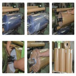 Packaging&Protectionのための極度のゆとりPVCフィルム/PVCの極度の透過フィルム
