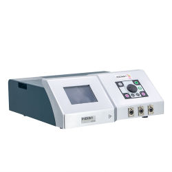 Radiofrecuencia Maschinen-tiefe Sorgfalt Indiba tiefe Schönheit 448kHz Diatermia Karosserie HF-Tecar, die Indiba abnimmt