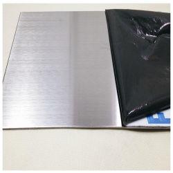 1.4301 201 304 316 316L 310S 430 409 2205 321 410 420 904L Roestvrij staal Plate Sheet met Factory Price en 2b Ba Nr 4 Hl Checked SlipTread Surface