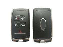 Land Rover интеллектуальный пульт ДУ автомобиля ключ 4+1 , 434МГЦ С Hitag PRO схема приемоответчика