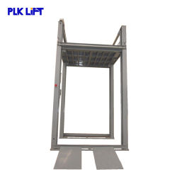 Auto-Höhenruder-Förderanlagen, damit Selbstfußboden Aufzug ausbreitet