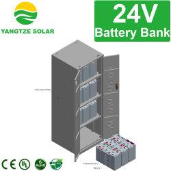 بطاريات اللوحة الشمسية 24 فولت 200 أمبير في الساعة صنع اليابان