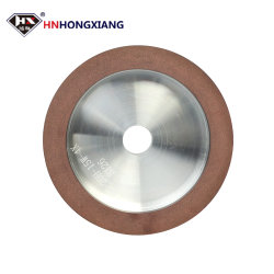Абразивного инструмента лучших PCD алмазного шлифовального круга для карбид кремния