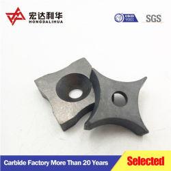 CNC de carburo de tungsteno insertar