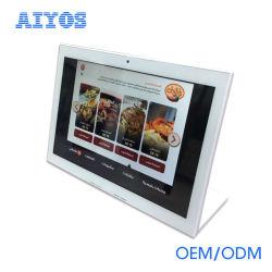 7 10 21.5 32 pulgadas LCD, reproductor de publicidad con USB SD
