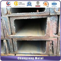 Canal de Metal Laminado a quente de aço com grau Q235 (CZ-C72)
