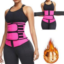 ウエストトレーナーの Cincher Women Xtreme Thermo Power Hot Running Vest ボディシェーパーガードルベルトアンダーバストコントロールスリムベルト