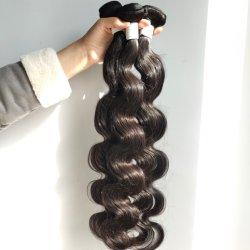 8 Um organismo brasileiro pacotes de Onda 3 Produtos Cabelo Brasileiro Molhado e cabelo ondulado tecem Martas pacotes de onda do Corpo de cabelo Virgem Brasileira