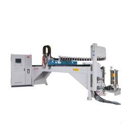 Polyurethan-Schaumgummi-Streifen-zugeführte Maschine