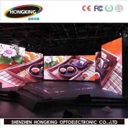 Высокий уровень для использования внутри помещений P4 полноцветный светодиодный экран системной платы