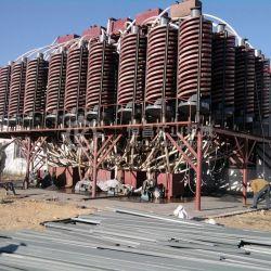 Тяжести способ привести цинк строительное оборудование для Beneficiation в Марокко