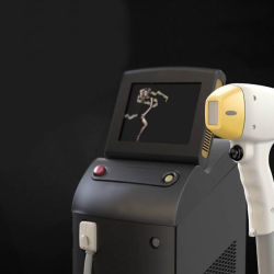 Rimozione dei capelli del laser del diodo del laser 808nm del diodo del platino 808 del ghiaccio del soprano del laser Alma di Alma del ghiaccio di XL del soprano