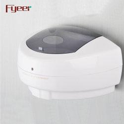 Fyeer ABS blanc et gris exempts de virus d'alimentation cc du capteur de Distributeur de Savon liquide automatique