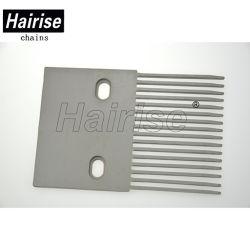 Placa de transição Hairise 100-16T com a fabricante de alta qualidade para o tapete de transporte