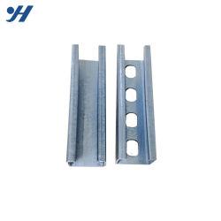 Estrutura de aço laminado a frio travando36 C Canal da barra de aço barato preço