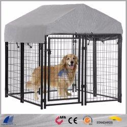 Высокое качество для использования вне помещений сварной сетки собаку запустить собака ограждения собакой питомника Пэт Манеж