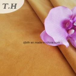 Floco de veludo tecido para mobiliário