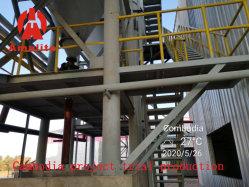 Gli schizzi possono essere dati in anticipo secondo la strumentazione della scheda del cemento della fibra