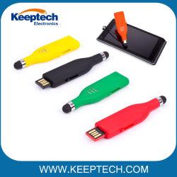 Lápiz óptico USB Flash Drive USB con pantalla táctil