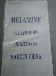 99.5 Las ventas de polvo de melamina en caliente