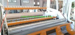 Carta igienica da 300 mm Maxi Roll per la stampa industriale in rilievo e perforazione Ribobinatore per produzione di rotoli
