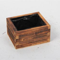 De houten Giften van de Houtbewerking van de Doos van de Juwelen van de Decoratie voor Meisje