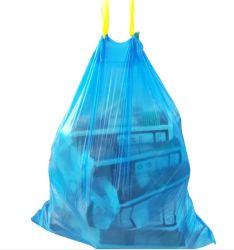 Пластиковые мешки строки пластиковые мешки для мусора с собственного логотипа
