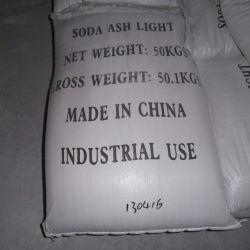 Industriële As van de Soda van het Poeder van de Rang Witte Lichte 99% Min