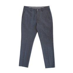 Form-heiße Qualitäts-grundlegende dünne Chinomens-Hosen der Männer 100%Cotton