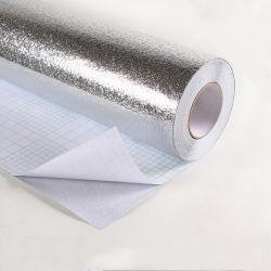 Documento laminato impresso su ordine del di alluminio