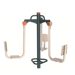 2020 neue im Freieneignung-Geräten-Dreiergruppe sitzen Pedal-Gerät