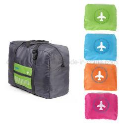 حقيبة سفر مطوية مع حقيبة سفر ذات سعة فائقة لشركة OEM Oxford المشابك