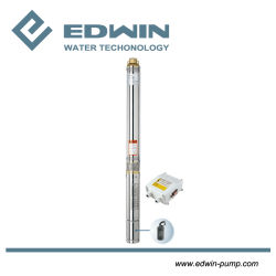 4sdm de trous de forage de puits profond de la pompe à eau submersibles