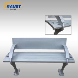 2017 nouveau style de bancs d'aluminium avec l'arrière pour la vente