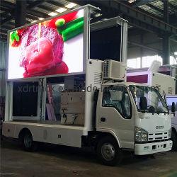 P3 P4 P5 P6 P8 P10 d'affichage extérieur Écran LED haute Redolutions panneaux couleurs plein camion de déménagement